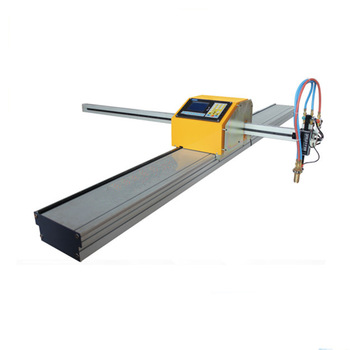 High efficiency easy operation portable cnc plasma cutting machine