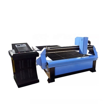 Best price good quality low cost cnc plasma cutting machine table plasma cutter