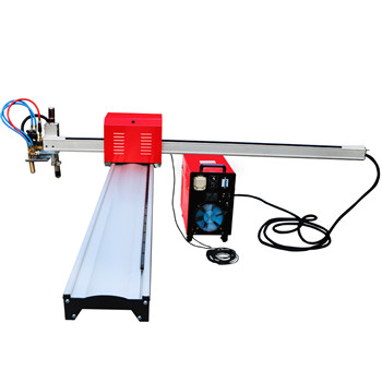 Portable cnc plasma cutter machine metal cutting