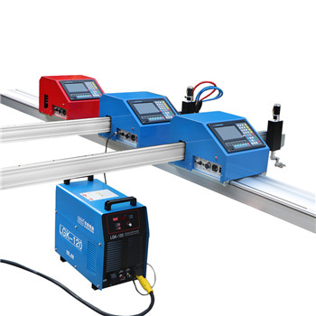 Good quality nozzle and electrode cnc plasma cutting machine price table for sale