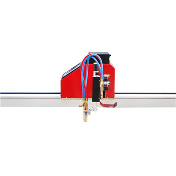 Nigeria Sell Crossbow CNC Flame Plasma Cutter Cutting Machine Portable Price