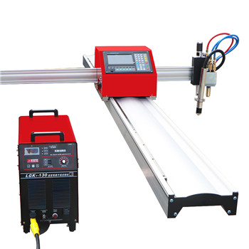 high quality automic operation portable plasma cnc cutting machine flame metal cutting machine