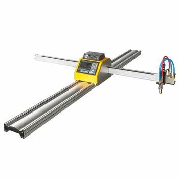 China shape crossbow esab portable cnc cutting machine EHNC-1500W-J-3 Huawei factory price