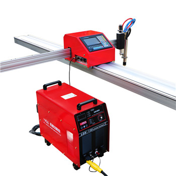Portable CNC Plasma Metal Cutting Machine Steel Plate Gas Flame Cut Cutter Price Huawei EHNC-1500W-J-3
