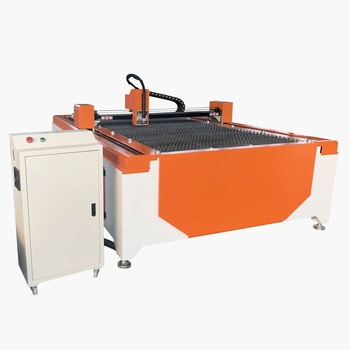 sheet metal 1530 table cuts 2040 steel iron metal cutter plasma automated cutting metal machine