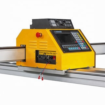 accurate tools crossbow esab cnc metal plasma cutting machine