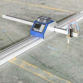 portable cnc plasma cutting machine for metal cutting from china