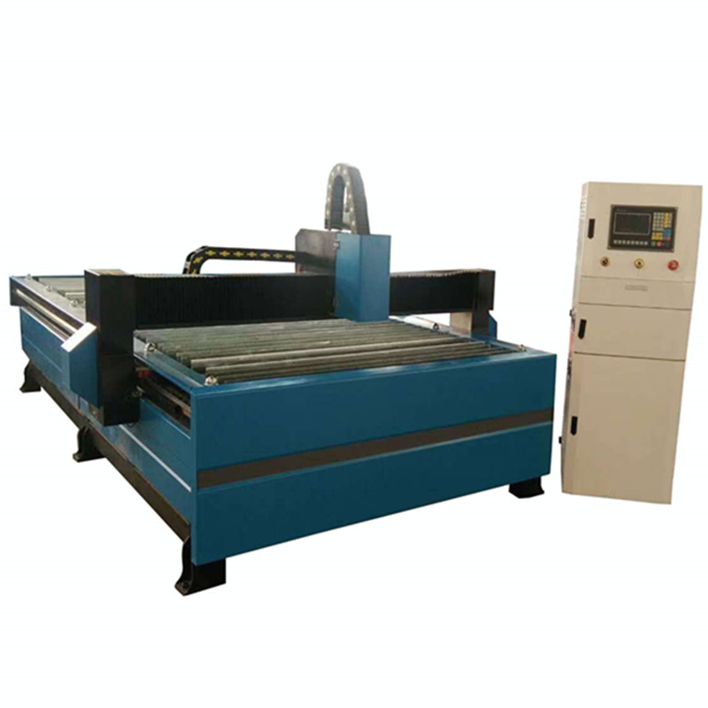 table type cnc plasma thin sheet cutting machine