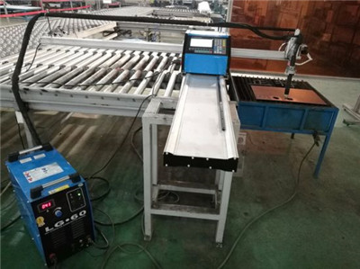 Fast delivery cnc plasma cutter 1530 plasma metal cutting machine