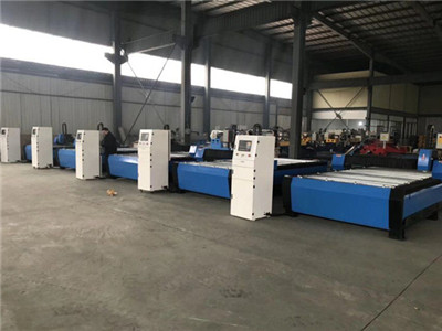 CNC Plasma Cutting Machine for Metal from China supplier jinan Precision company
