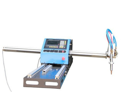Heavy duty Gantry type cnc flame/plasma machine cutter for sale