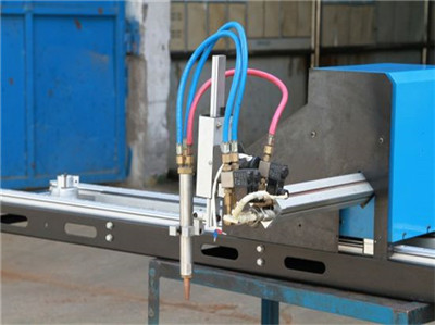 auto cad plasma cutting machine with hyper therm plasma