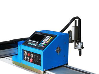 Portable plasma cutting machine/simple installation mini cnc air plasma cutter