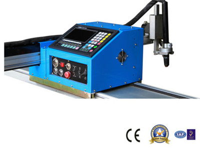 cheap most used 8.5KW metal portable cnc plasma cutting machine for steel