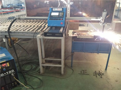 New Style art design doors cutter plasma cut small table cnc aluminum cutting machine with low price