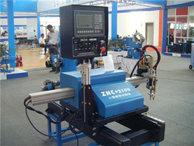 low price CNC Gantry Flame/Plasma Cutting Machine