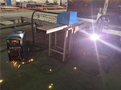 Top Portable CNC Plasma Cutting Machine with THC