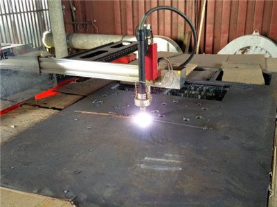 Oxy Fuel mini cutting machine portable cnc plasma cutting machine for cutting varios shapes