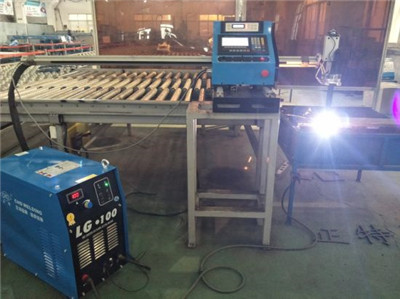 XQ-6090 Steel parts/bearings/auto parts plasma cutting machine/gantry plasma cutting machine direct manufacturer