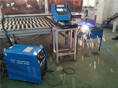 Gantry Double Drive Cnc Flame Cutting Machine