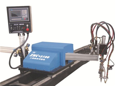 Portable hobby crossbow CNC plasma cutter