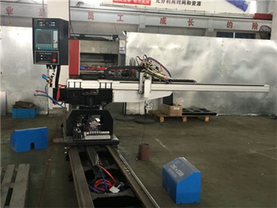 auto cad plasma cutting machine with plasma torch