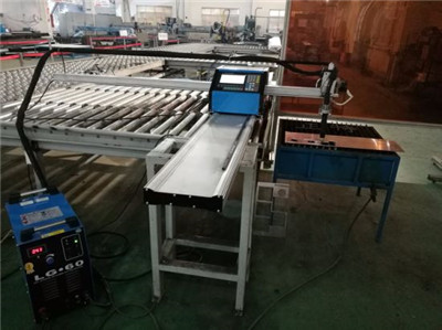 Sheet Metal Automatic Portable CNC Plasma Cutting Machine For Sale