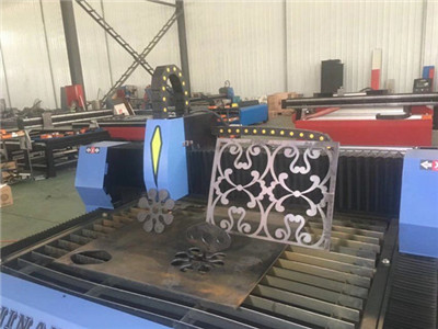 portable cnc cutting machine plasma cutter and flame cutter