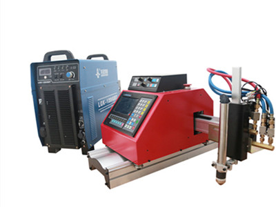 aluminum portable cutting machine/sheet metal plasma cutter for sale/portable cnc plasma flame auto ignitial cutting
