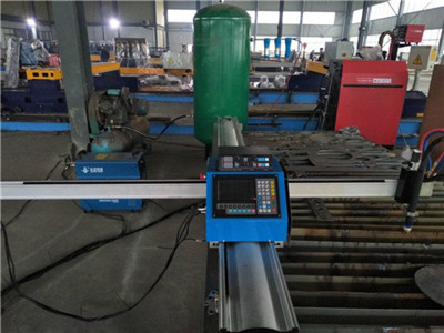 Industrial cutting machine with cnc plasma torch height controller plasma cutter cut 100