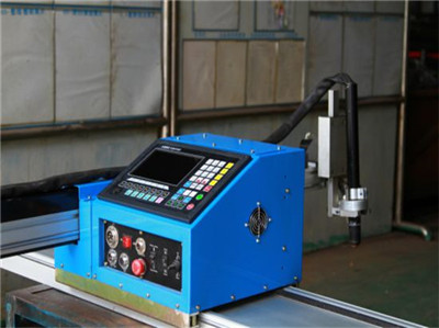 Portable cnc flame plasma cutting machine EHNC-1500W-J-3