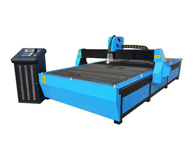 1325 1530 metal sheet cnc plasma cutter plasma cutting machine with water bed