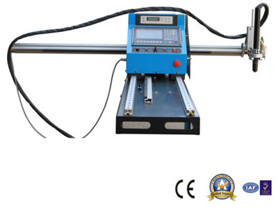 English interface size 3800mm*2400mm*1600mm Table type CNC plasma cutting machine 100 amp cutter made in China