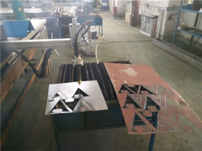 Plasma cutting machine Jinan plasma cutter cut 40