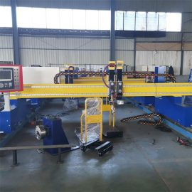 gantry style plasma flame cutting machine RM-4080