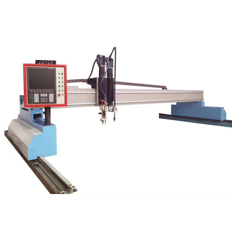 gantry type sheet metal plasma cnc cutting machine